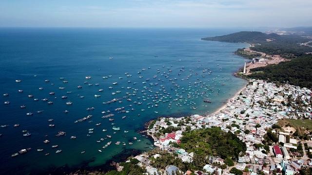 Biệt thự biển có giá trị từ 8-10 tỷ khan hiếm tại Bãi Trường, Phú Quốc.