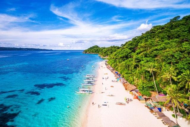 Thiên đường du lịch Boracay, Philippines (Ảnh: Pakistan Today)