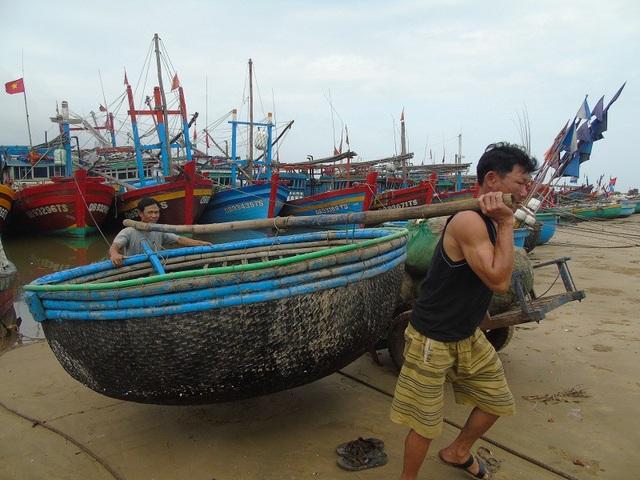 Cảnh Dương là một trong những địa phương của tỉnh Quảng Bình chịu thiệt hại nặng nề từ sự cố môi trường biển