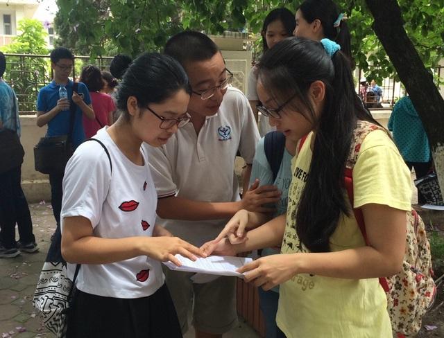 Chỉ cộng điểm khuyến khích đối với học sinh có chứng chỉ nghề phổ thông (Ảnh: Minh họa)