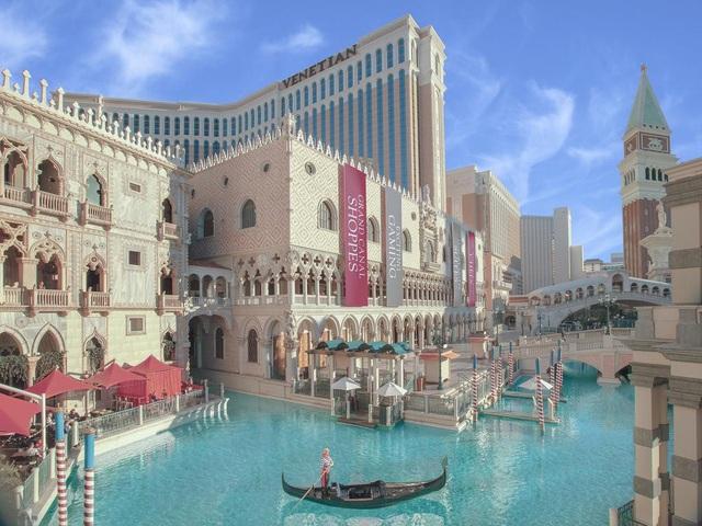 …đến Venetian tại Las Vegas, IR đã trở thành xu hướng bùng nổ trong ngành du lịch toàn thế giới