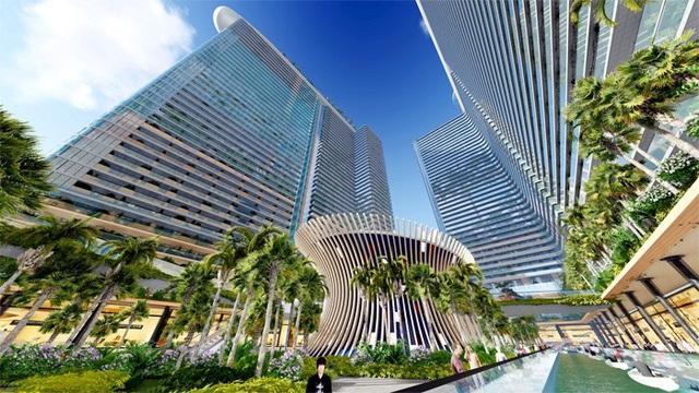 Sunshine Group sẽ đưa một phiên bản của Marina Bay Sands về Nha Trang, mở ra một kỷ nguyên mới về du lịch nghỉ dưỡng?