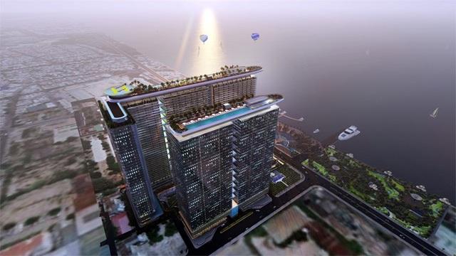 Dự án mới của Sunshine Group, tọa lạc tại vị trí đắc địa số 1 trên con đường Trần Phú – Nha Trang