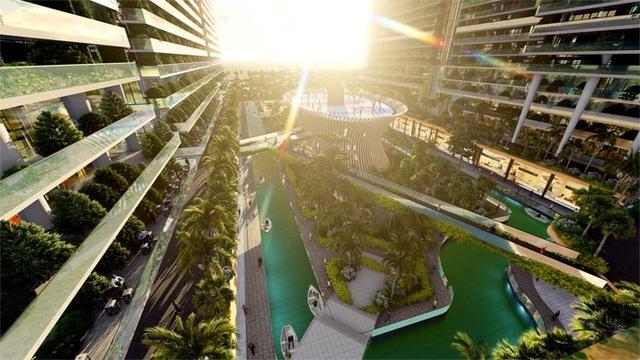 """Một không gian nghỉ dưỡng """"khác biệt"""" và đẳng cấp quy mô tầm cỡ quốc tế sẽ xuất hiện tại Nha Trang thời gian tới"""