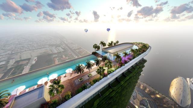 Sunshine Marina Nha Trang Bay đang được giới bất động sản kỳ vọng là một siêu phẩm giải trí, nghỉ dưỡng tầm cỡ quốc tế