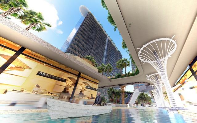Sunshine Marina Bay sẽ đem đến những tiện ích thời thượng, những dịch vụ giải trí đẳng cấp bậc nhất thế giới cho Nha Trang.