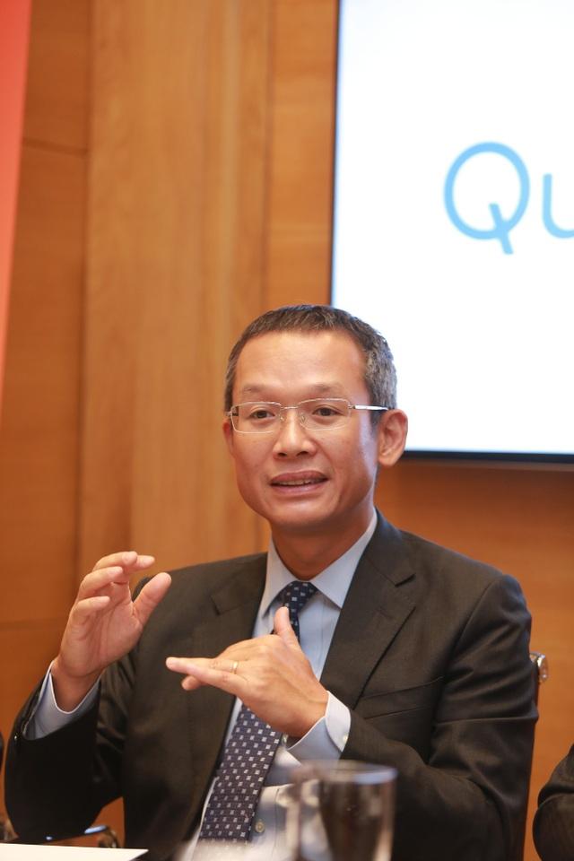 Ông Thiều Phương Nam, Giám đốc Qualcomm Việt Nam, Lào, Campuchia.