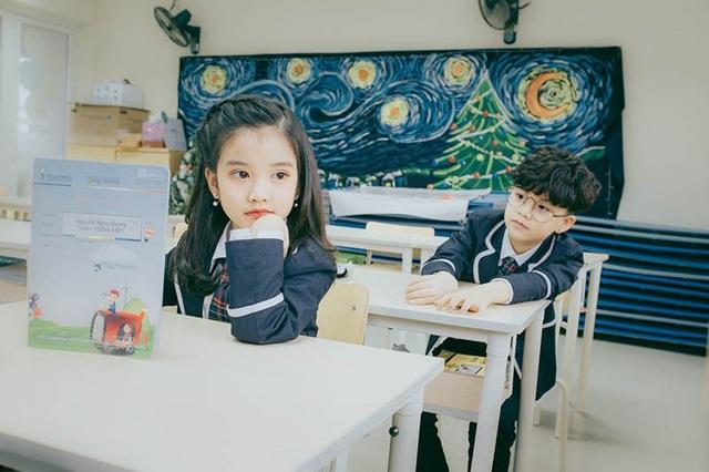 Bộ ảnh đáng yêu của đôi bạn thân nhí Hà thành - 5