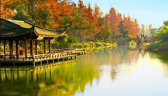 Cảnh đẹp ở Hàng Châu