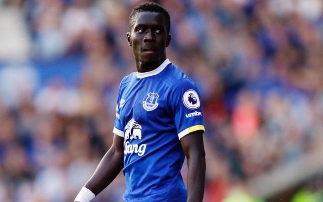 Idrissa Gueye là máy quét hiệu quả của Everton