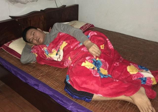 Anh Vũ Thanh Nam bị mất 68% sức khỏe sau vụ tai nạn