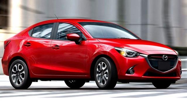 Mẫu xe Mazda 2 được tăng giá bán lên tới 30 triệu đồng.