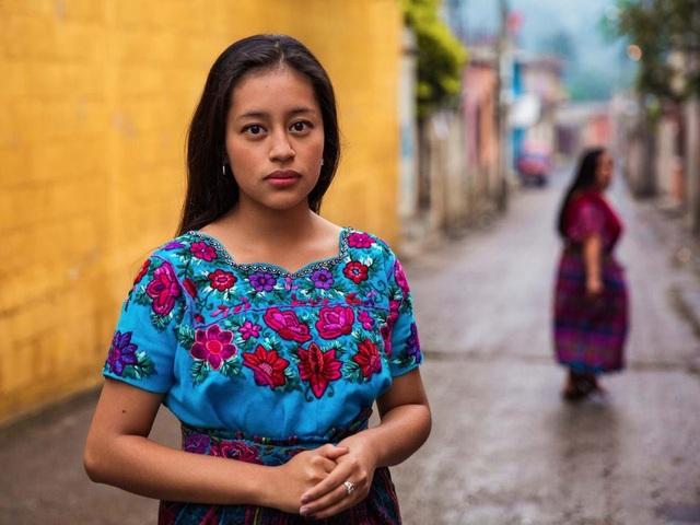 Nữ nhiếp ảnh gia đi khắp thế giới để ghi lại vẻ đẹp của người phụ nữ - 18