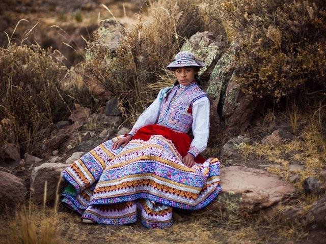 Nữ nhiếp ảnh gia đi khắp thế giới để ghi lại vẻ đẹp của người phụ nữ - 5