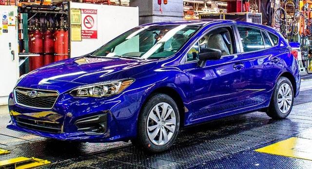 Subaru thừa nhận gian lận mức tiêu thụ nhiên liệu và khí thải của xe - 1