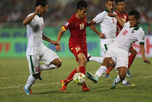 Đội tuyển Việt Nam gặp thuận lợi nhất định ở vòng bảng AFF Cup 2018