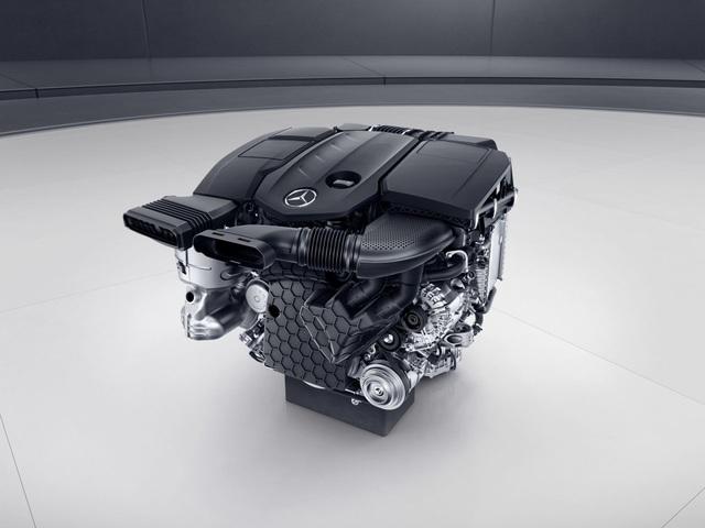 Mercedes-Benz A-Class dùng động cơ Renault - 1