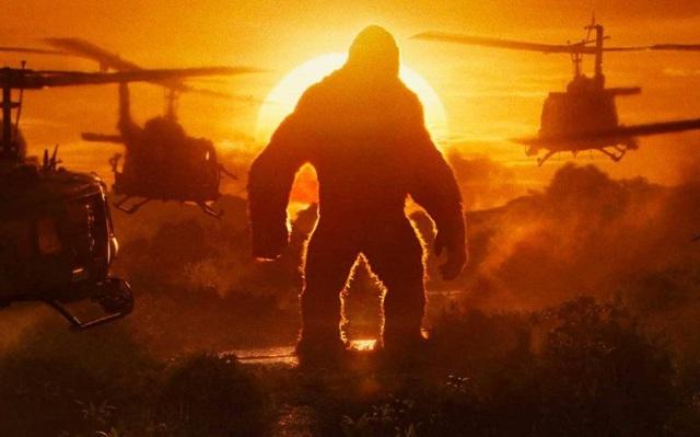"Cảnh trong ""Kong: Skull Island"" (2017)"
