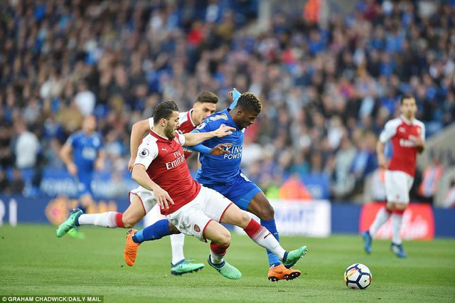 Arsenal toàn thua trên sân khách trong năm 2018