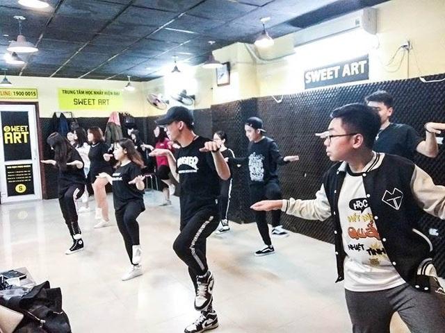 Trung tâm học nhảy Sweet Art chính thức mở cơ sở tại Nam Đồng - 3