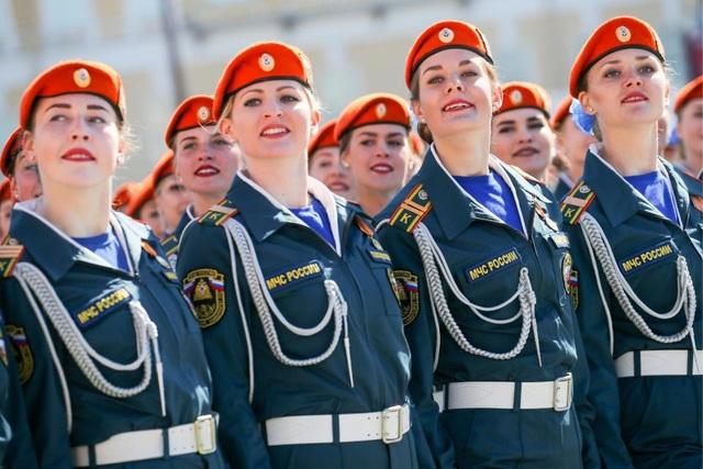 Có khoảng 800.000 phụ nữ Liên Xô đã phục vụ trong Thế chiến 2 và 89 người đã nhận được huân chương cao quý nhất thời bấy giờ: Anh hùng Liên Xô. (Ảnh: Getty)