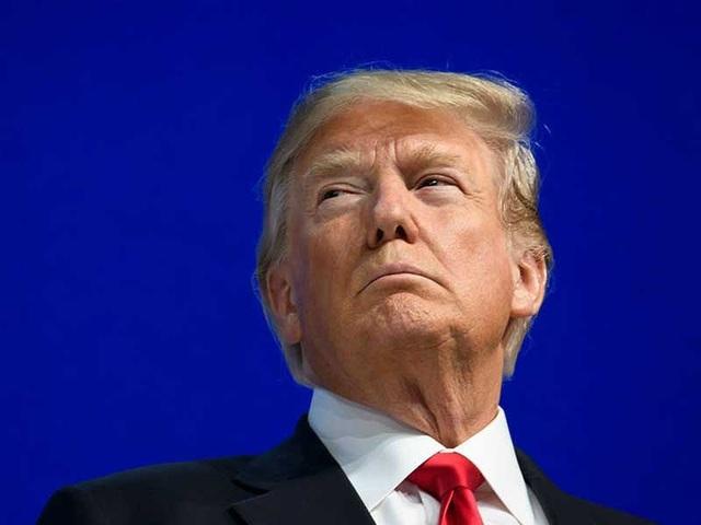 """Ông Trump đang khó khăn với chính sách """"nước Mỹ trên hết"""". Ảnh: COFFRINI/GETTY"""
