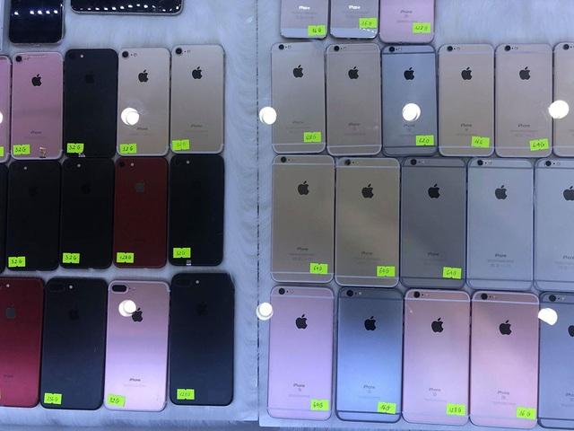 iPhone 6 đang là mặt hàng chủ lực