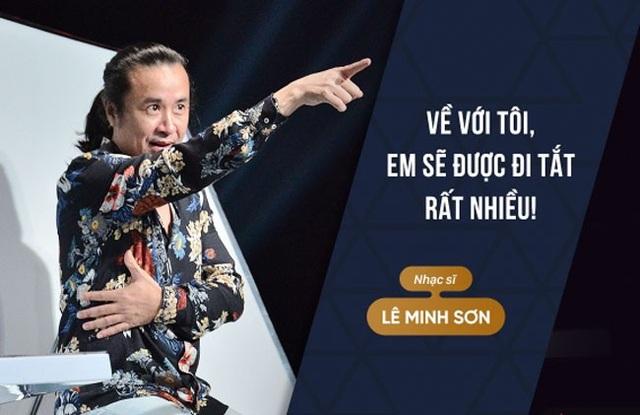 Nhạc sĩ Lê Minh Sơn làm giám khảo Sing My Song mùa hai.