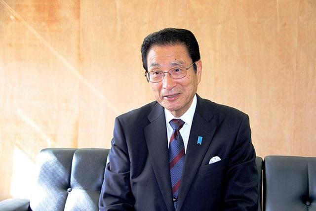 Ông Kanji Kato (Ảnh: Asahi Shimbun)