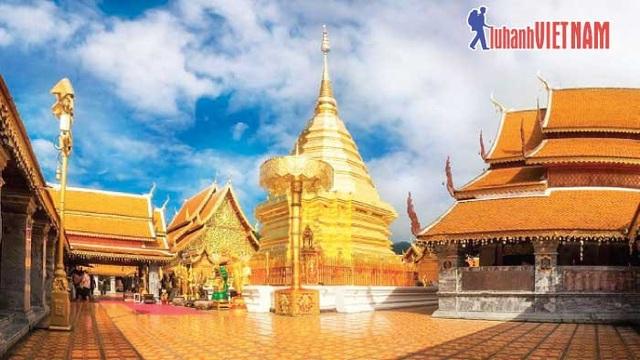 Tour mới: Bay thẳng khám phá Chiang Mai giảm đến 4 triệu đồng - 1