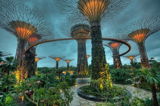 Sững sờ trước những vẻ đẹp siêu thực trên Trái Đất - 11