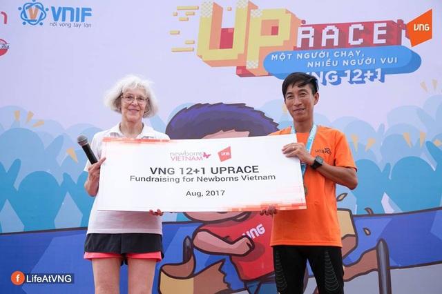 Hoạt động thể thao tại VNG luôn đi kèm với những lợi ích cống hiến cho xã hội