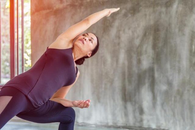 Mẹo hay cho U50 khi tập thể dục - 8