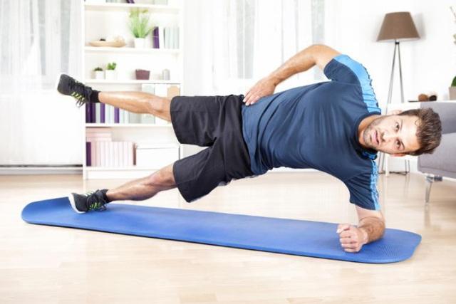 Mẹo hay cho U50 khi tập thể dục - 9