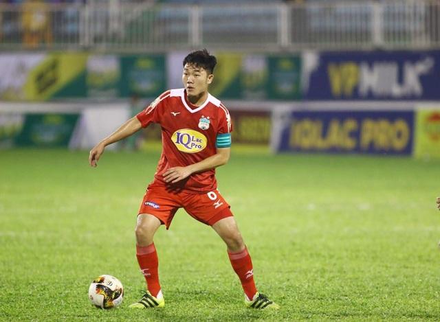 Bị CLB Hà Nội cầm hoà trên sân nhà, HA Gia Lai sẽ bất lơi trong trận lượt về