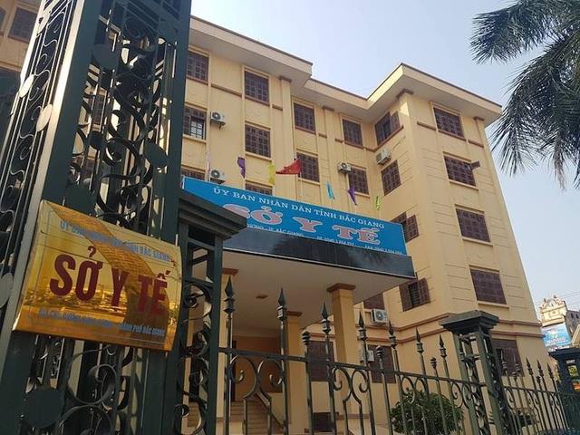 Sở Y tế tỉnh Bắc Giang yêu cầu Giám đốc Bệnh viện huyện Lạng Giang báo cáo khẩn trường hợp cháu bé 30 tháng tuổi tử vong bất thường.