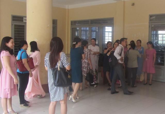 Giáo viên Trường THPT Trần Quang Khải, TPHCM đã phản ánh về sự thiếu minh bạch trong thu chi tại trường nhiều năm nay