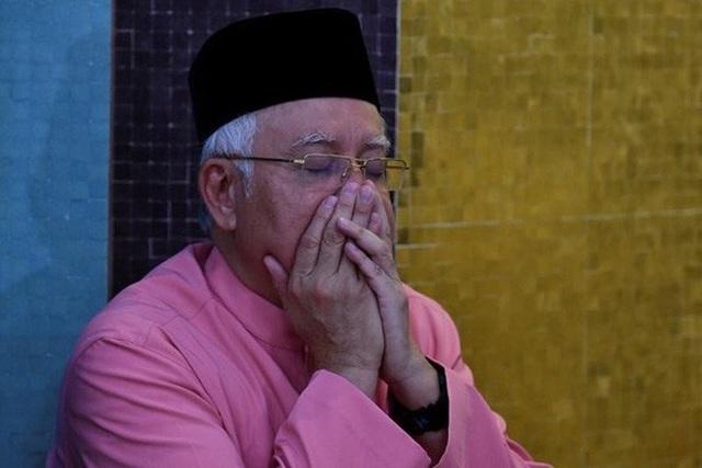 Cựu Thủ tướng Malaysia Najib Razak. Ảnh: Reuters