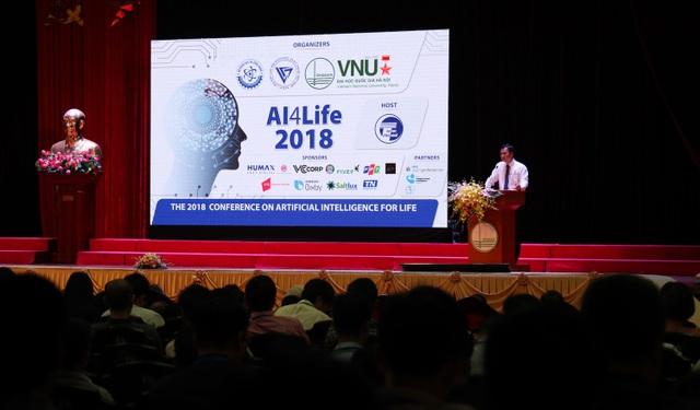 Lần đầu tiên Việt Nam tổ chức Ngày hội Trí tuệ nhân tạo