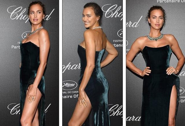 Bạn gái cũ của Ronaldo - Irina Shayk