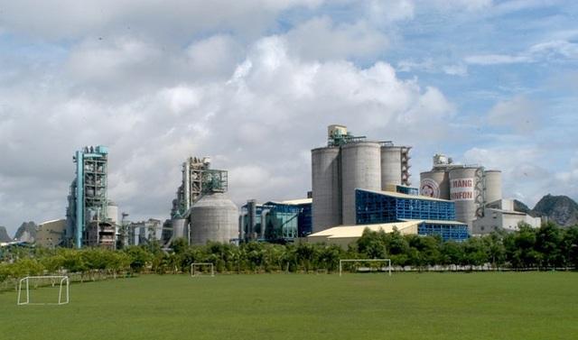 Công ty LNVT đã tham gia dự án cải tạo máy nghiền cho Nhà máy xi măng Chinfon (Hải Phòng) giúp nâng cao hiệu suất cho nhà máy.