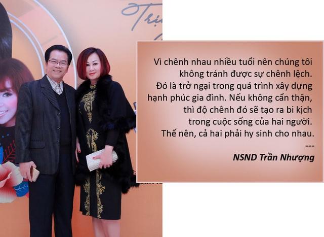 Xem thêm: Hôn nhân kỳ lạ của những nghệ sĩ U60 lấy vợ kém vài chục tuổi