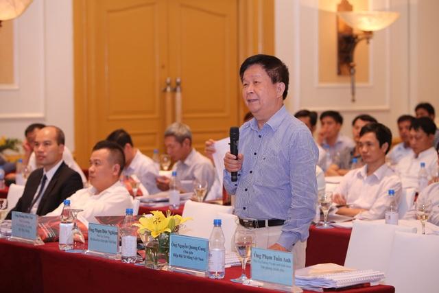 Ông Nguyễn Quang Cung, chủ tịch Hiệp hội xi măng Việt Nam nhận định để đưa ra các giải pháp nâng cao hiệu suất cho nhà máy xi măng, Hoganas Bjuf và LNVT đều đã nghiên cứu rất kỹ các thiết bị của nhà máy xi măng.