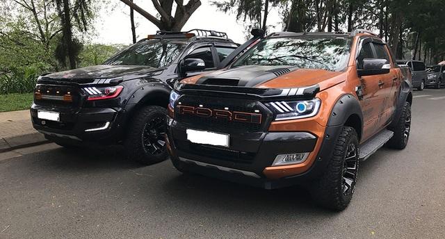 """Xe lắp ráp """"thâu tóm"""" thị trường, bán tải Ford Ranger hết thời làm """"vua"""" ở Việt Nam - 2"""