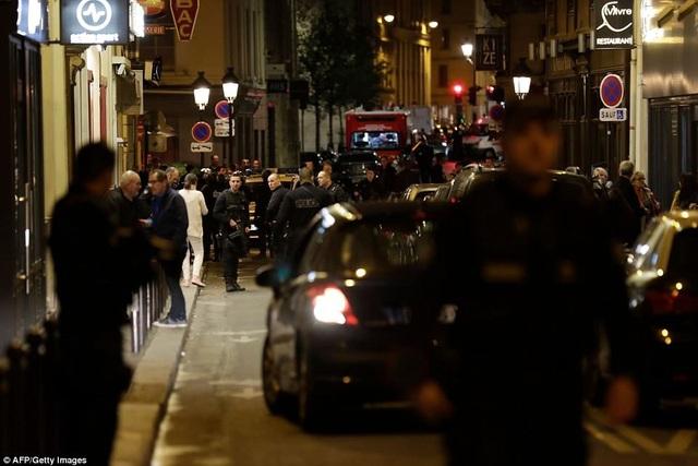 IS đã lên tiếng nhận trách nhiệm vụ tấn công (Ảnh: AFP)