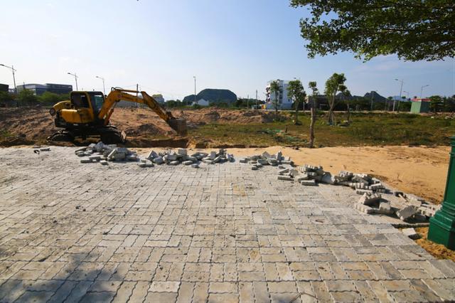 Sự vận động của khu vực Nam Đà Nẵng nhanh nhất thành phố.