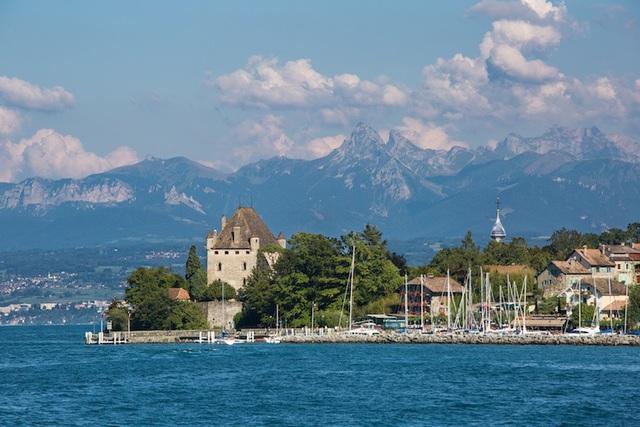 Những hồ nước quyến rũ nhất nước Pháp - 3