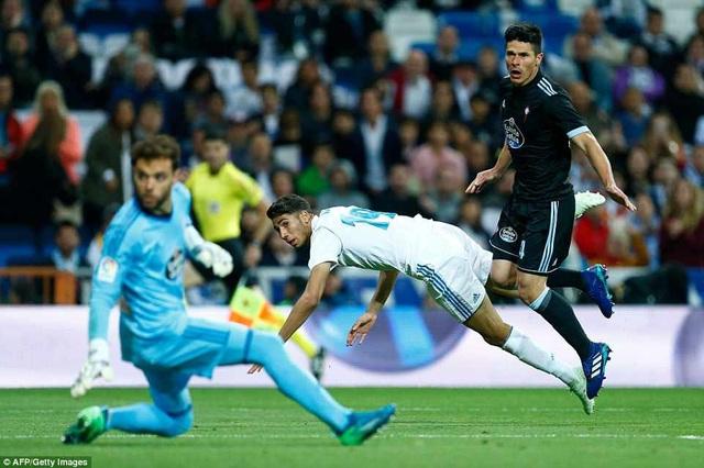 Real Madrid giành chiến thắng ấn tượng theo kiểu tennis