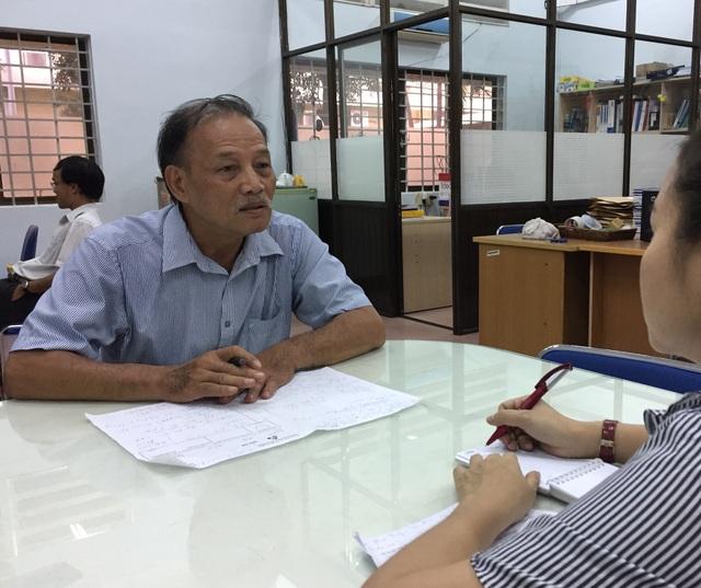 TS Nguyễn Thiện Tống, một chuyên gia giáo dục