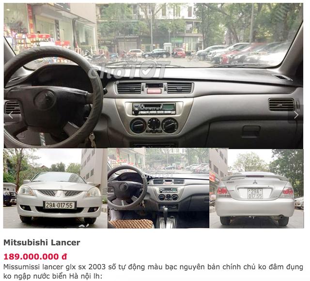 200 triệu đồng có thể mua xe cũ loại nào? - 4
